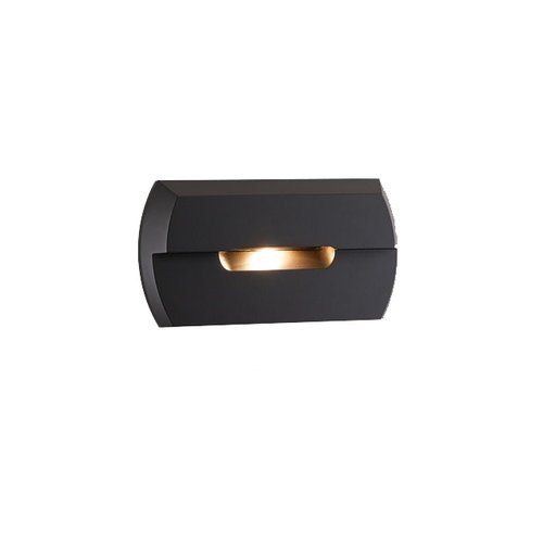 CSL Lighting SS3004 4.75'' Wide Horizontal Rectangular LED Step Light from the Ar, Bronze by CSL