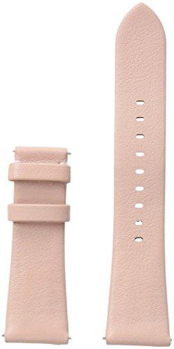Michael Kors Access Bradshaw Blush Leather Smartwatch Strap MKT9016