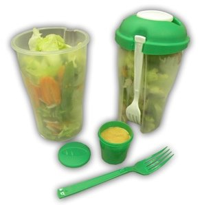 Single salad dressing container Amazing single serve salad dressing container one