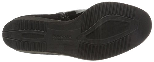 Ankle Weite Boots Women's Schwarz 0100 Black K Genua Hassia wqPaHx