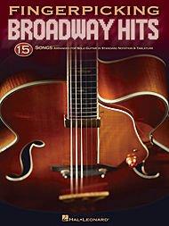 - Hal Leonard Fingerpicking Broadway Hits - 15 Songs Arr. for Solo Guitar In Standard Notation & Tab