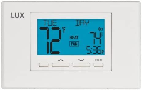 Lux Thermostat Wiring Diagram, Lux Thermostat Program 7 Day With Selectable Smart Recovery Universal Compatability Programmable Household Thermostats Amazon Com, Lux Thermostat Wiring Diagram