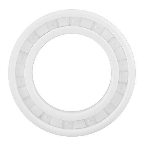 - White ZrO2 Full Ceramic Miniature 6804 Deep-Groove Ball Bearing 20327mm