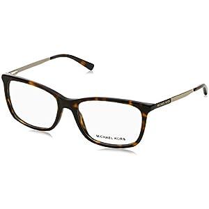 Michael Kors VIVIANNA II MK4030 Eyeglass Frames 3106-52 - Dk Tortoise/gold