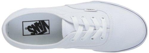 Vans Authentic Lo Pro - Zapatillas de skate unisex Blanco
