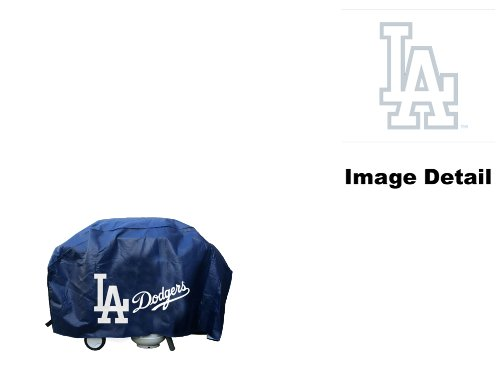 Angeles Dodgers Barbeque Grill Cover product image