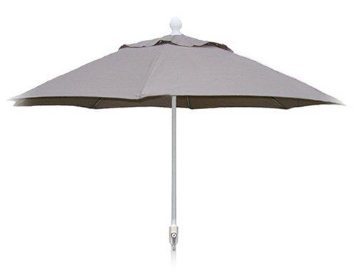 Umbrella Market Fiberbuilt (FiberBuilt 7MCRW-BEG 7.5-Feet Market Umbrella, Beige)