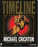 New Timeline with Paperback Novel - Rare PC Game