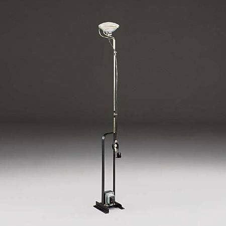 Flos Toio Black FU760030 Floor Lamp Dimmable USA 110V Castiglioni 1962