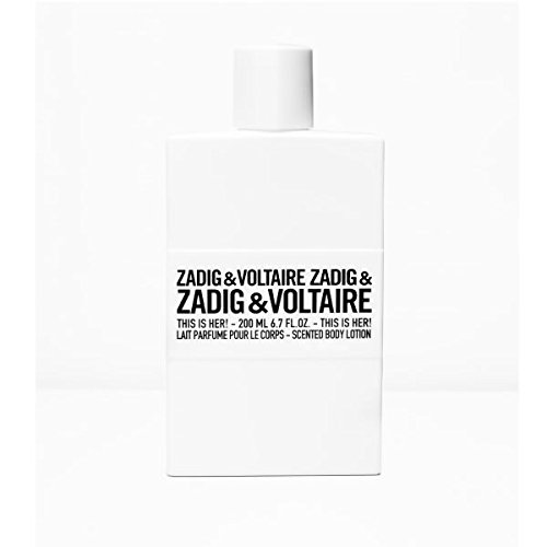 Zadig And Voltaire This Is Her! Scented Body Lotion for sale  Delivered anywhere in USA