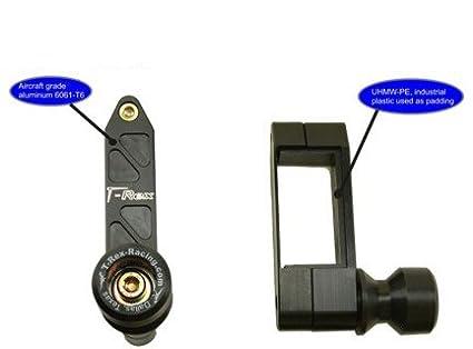 11-12 T-Rex Racing CBR250R Spool Adapters, Swingarm Sliders