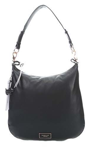 Radley Pudding Lane Borsa hobo nero