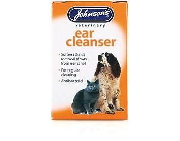 John-sons Ear Drops o Limpiador para Perros/Gatos Mata Orejas ...