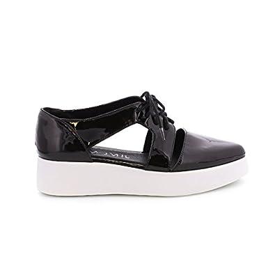 Sixtyseven 77732, Chaussures Habillées Femme, Noir de Brevet/Noir, 37 EU