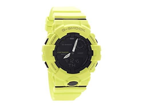 67eefeeeff1d Casio Mens Digital Quartz Watch with Resin Strap GBA-800-9AER   Amazon.co.uk  Watches