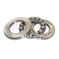 Axial Ball Thrust Bearing 40mm x 68mm x 19mm 51208 Model 40*68*19