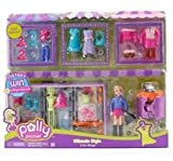 : Polly Pocket Ultimate Style 3 Hot Shops Playset