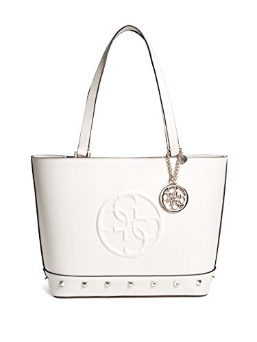 GUESS Korry Shopper Borsa Bone