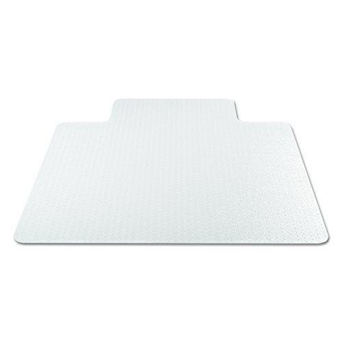 deflecto CM11112 36 x 48 w/Lip Clear EconoMat Occasional Use Chair Mat for Low Pile by Deflect-O (Image #8)
