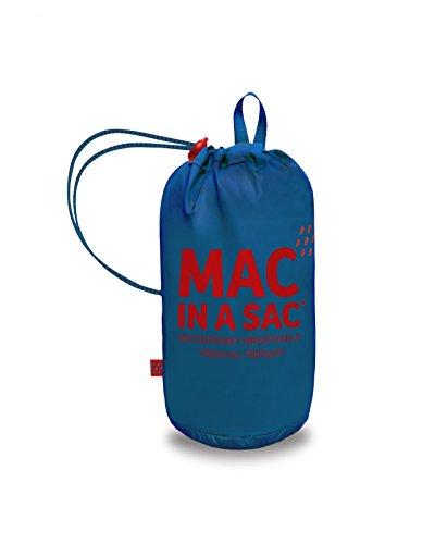 Repliable Électrique Mac Imperméable Veste Sac®® A Origin In Unisexe Bleu SzqZTSa