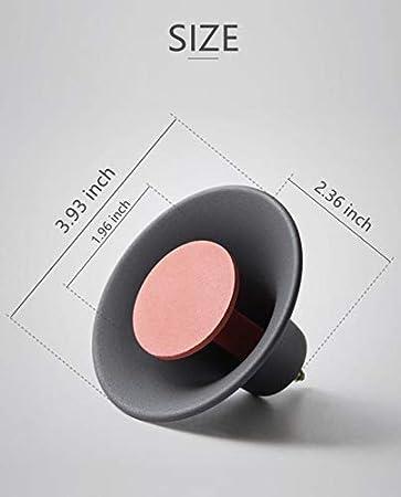 Amazon.com: Gancho de pared resistente, estilo innovador de ...