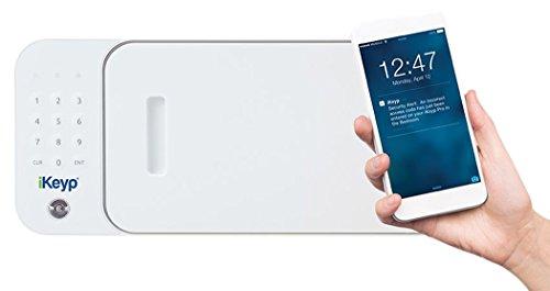 iKeyp Bolt Personal Smart Safe WiFi