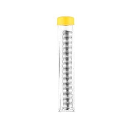 Pudincoco 0.8mm Estaño Alambre Pluma Pluma Soldadura de Alambre Desoldar Trenza Soldadura Removedor Herramienta de