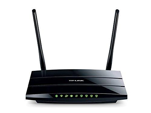 TP-LINK 300Mbps Wireless N Gigabit ADSL2+ Modem Router from TP-LINK