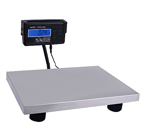 440 lbs x 0.1 Lb Digital Floor Bench Platform Postal Scale KG/LB/OZ 200Kg Ship from USA by Unbrand1