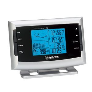 Meade Instruments TE653ELW-M Weather Station with Atomic Clock