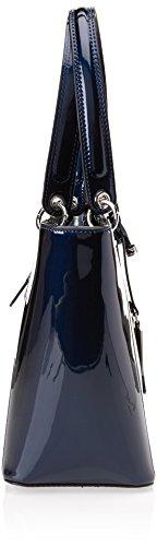 Bleu Hwpt6691230 main Sacs Navy portés Guess IaTHwxx