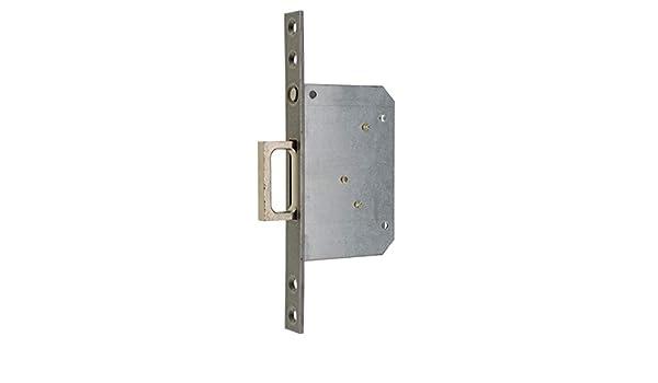 Tirador para puerta corredera (20 x 203 mm, cuadrado): Amazon.es ...