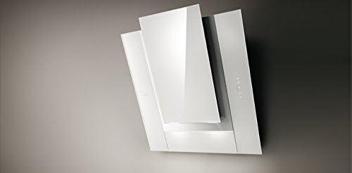 Campana extractora de humos de cristal VESTA en acero inoxidable sin cubierta / Sensor Touch para el ahorro de energía + mando a distancia 60cm.: Amazon.es: Hogar