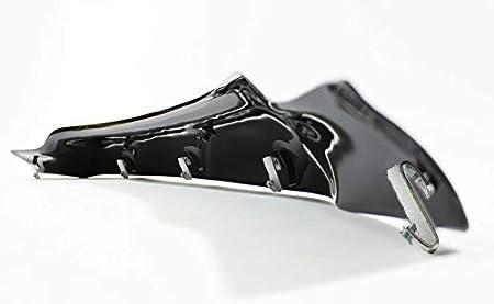 SCOUTT HDNI504 Motorhaube Windabweiser Steinschlagsch/ütz f/ür Nissan NAVARA 2005-10