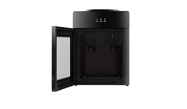 Dispensadores de agua caliente sobremesa dispensador de Agua ...