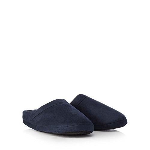 Maine New England - Zapatillas de estar por casa para hombre azul azul Talla única