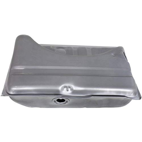 16 Gallon Fuel Tank For 71-76 Dodge Dart Plymouth Duster Silver