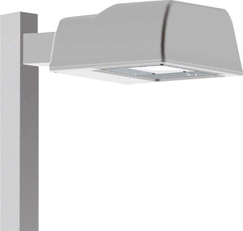 RAB Lighting ALS400QTW Area Light 400-Watt HPS QT HPF Type III with Lamp ARM WHT ()