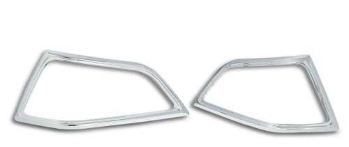 (Show Chrome Accessories 52-744 Trunk Light Grille)
