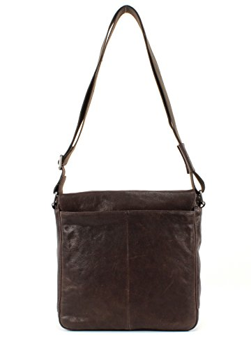 strellson Coleman Messenger MV Dark Brown