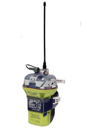 ACR 2848 GLOBALFIX IPRO CAT II - EPIRB WITH GPS