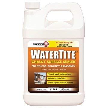 Zinsser 128 Oz WaterTite Chalk Sealer Package of 4