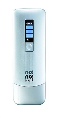 no!no! Hair | Hair Removal Device | Silver (No No Hair Removal As Seen On Tv)