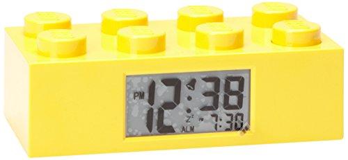 lego 9002144 accessoire jeu de construction reveil brique geante jaune la caverne du jouet. Black Bedroom Furniture Sets. Home Design Ideas