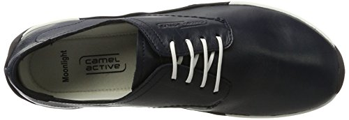 camel active Moonlight 72 - Scarpe Stringate Donna Blu (Midnight 02)