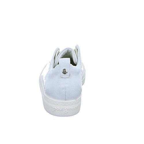 plateado Zapatos 112 para blanco Green mujer cordones de 4554 Paul v7zfx