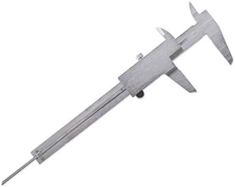 kaige Vernier Caliper Caliper 0-150MM0.02 (Size : 0-150mm) WKY