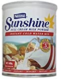 Sunshine Instant Powdered Milk 400g - Australian