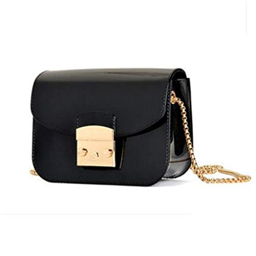 Bolso Pink Jelly Light Black Flap Bag Bolso Messenger Grey rTRUwr