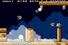 Super Mario Advance 4: Super Mario Bros 3